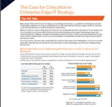 Colocation can Help Enterprises Hone their Edge IT Strategies, Says New Report 1