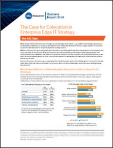 Colocation can Help Enterprises Hone their Edge IT Strategies, Says New Report 22