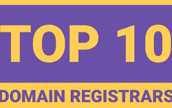 The Top 10 domain name registrars 3