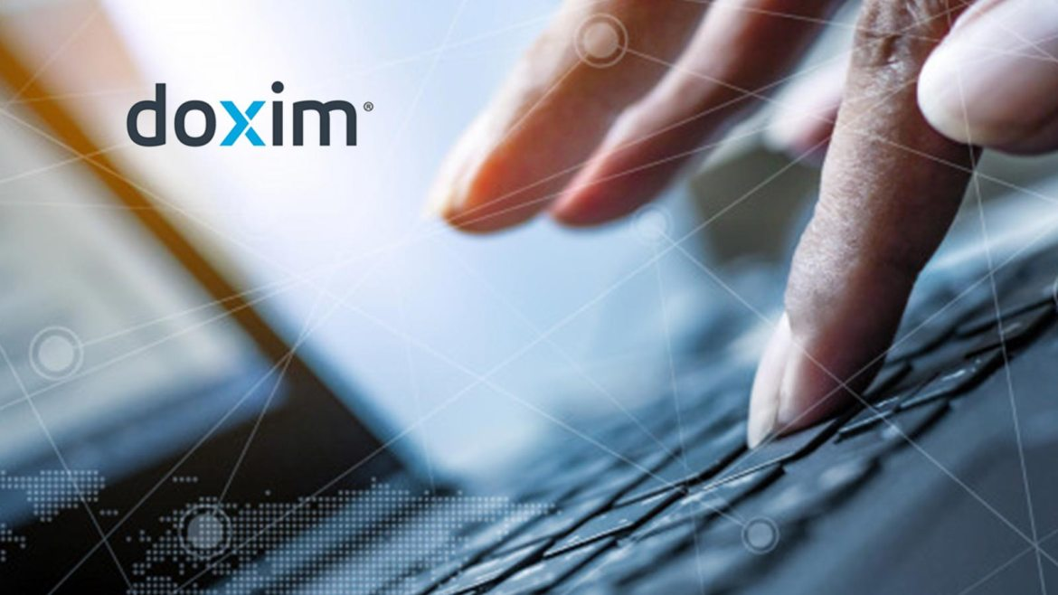 Doxim Celebrates Ranking Among the Fastest-Growing Companies in North America on 2020 Technology Fast 500