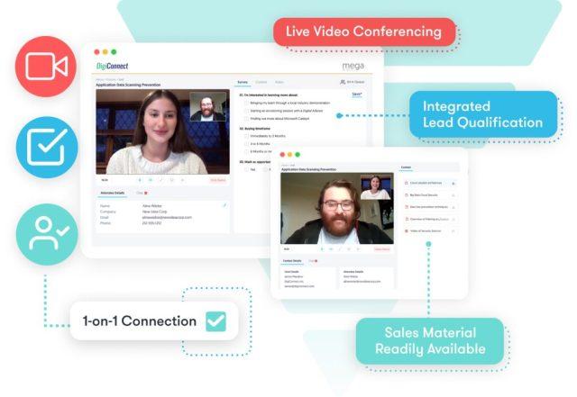 Aventri Premiers Digital Lead Capture Solution