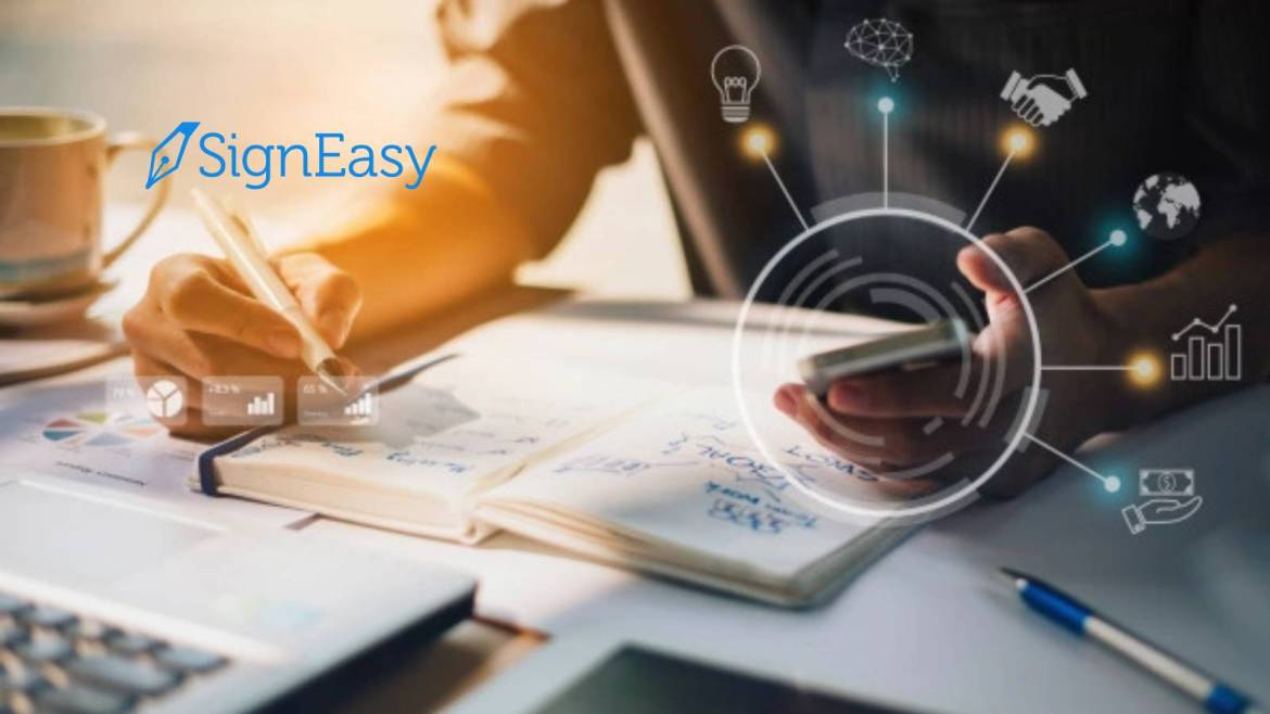 SignEasy Welcomes First Outside Investors, Adds To Executive Team As eSignature Offerings Expand