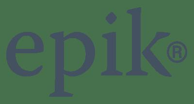 Logo for Epik domain name company