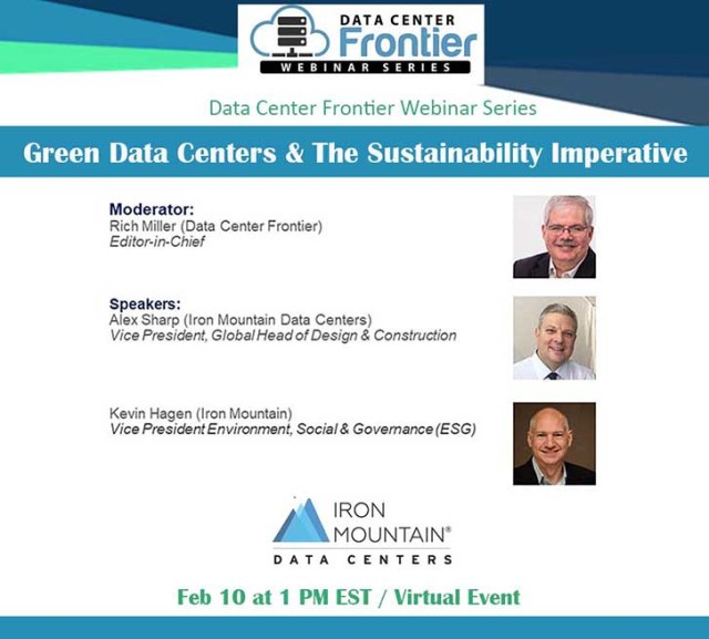 Beyond Green Power: New Frontiers in Data Center Sustainability 2