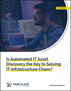 IT Asset Discovery Automation Solves Infrastructure Chaos 2