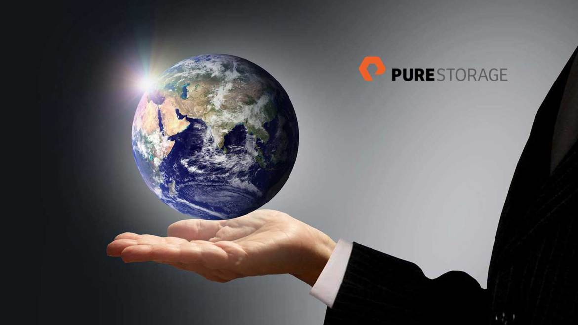 Pure Storage Honored With 5-Star Rating in the 2021 CRN Partner Program Guide
