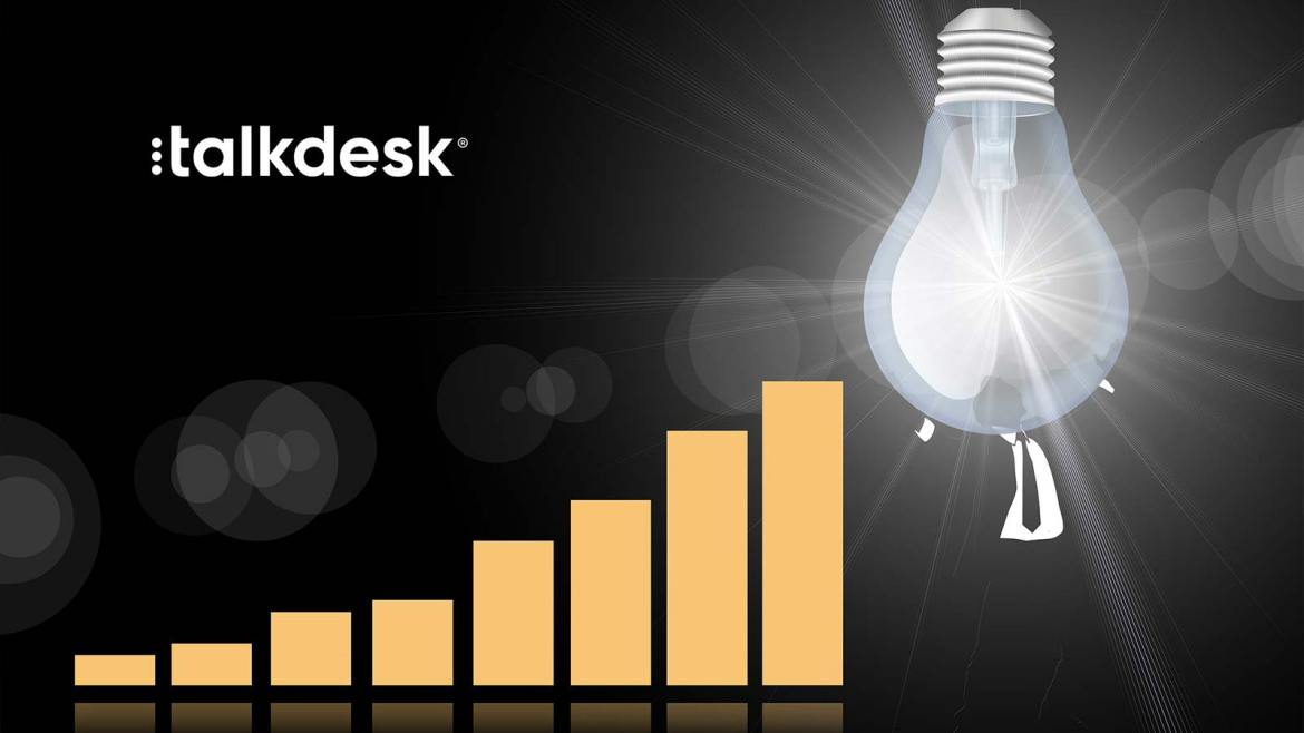 Talkdesk Valuation Triples to More Than $10 Billion, Appoints First Chief Financial Officer