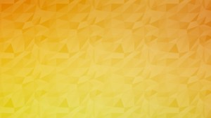 Polygon Background Yellow