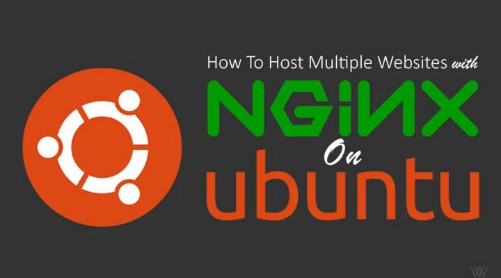 Host Multiple Websites On Ubuntu with NGINX