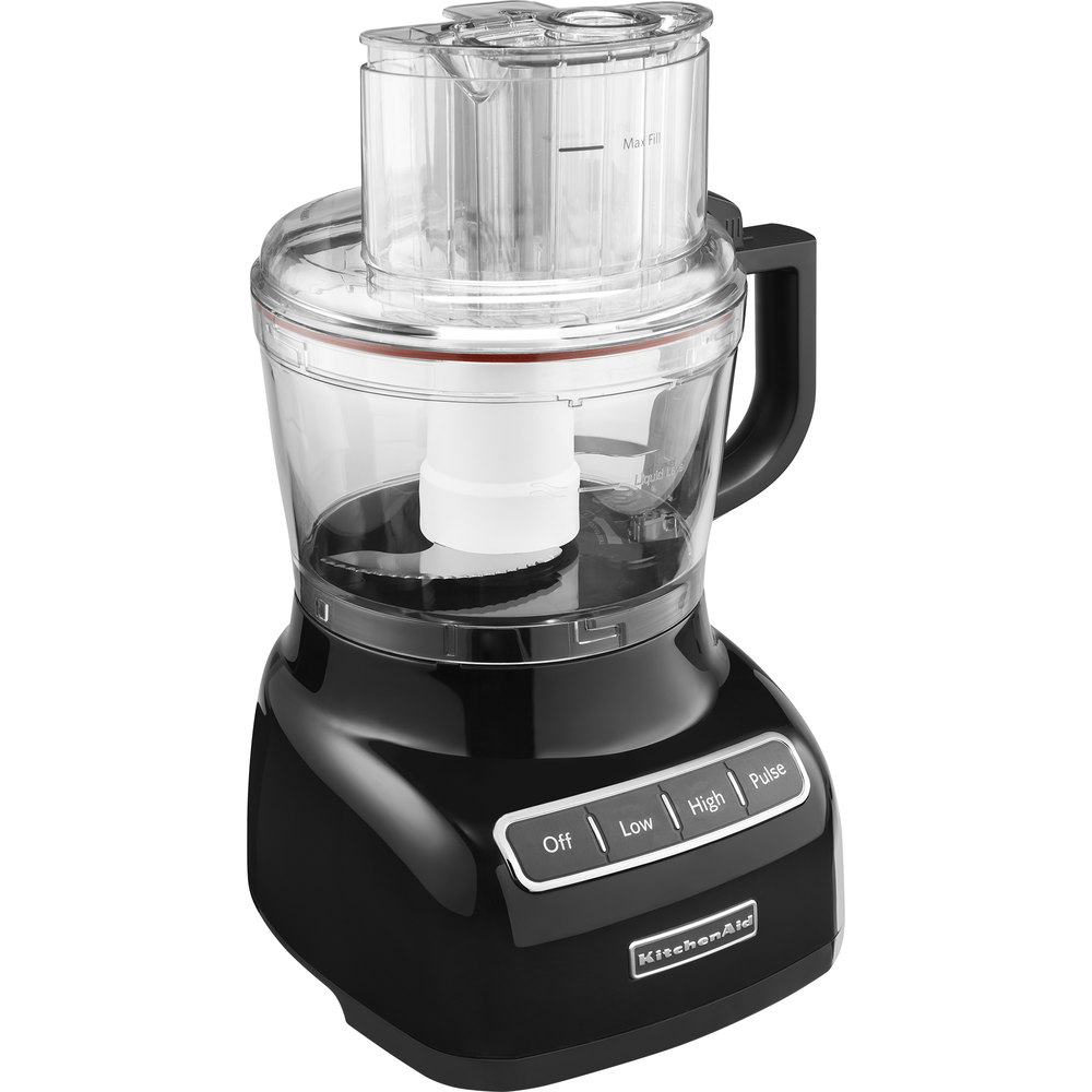Morphy Richards Black Food Processor Uses Kitchenaid Food
