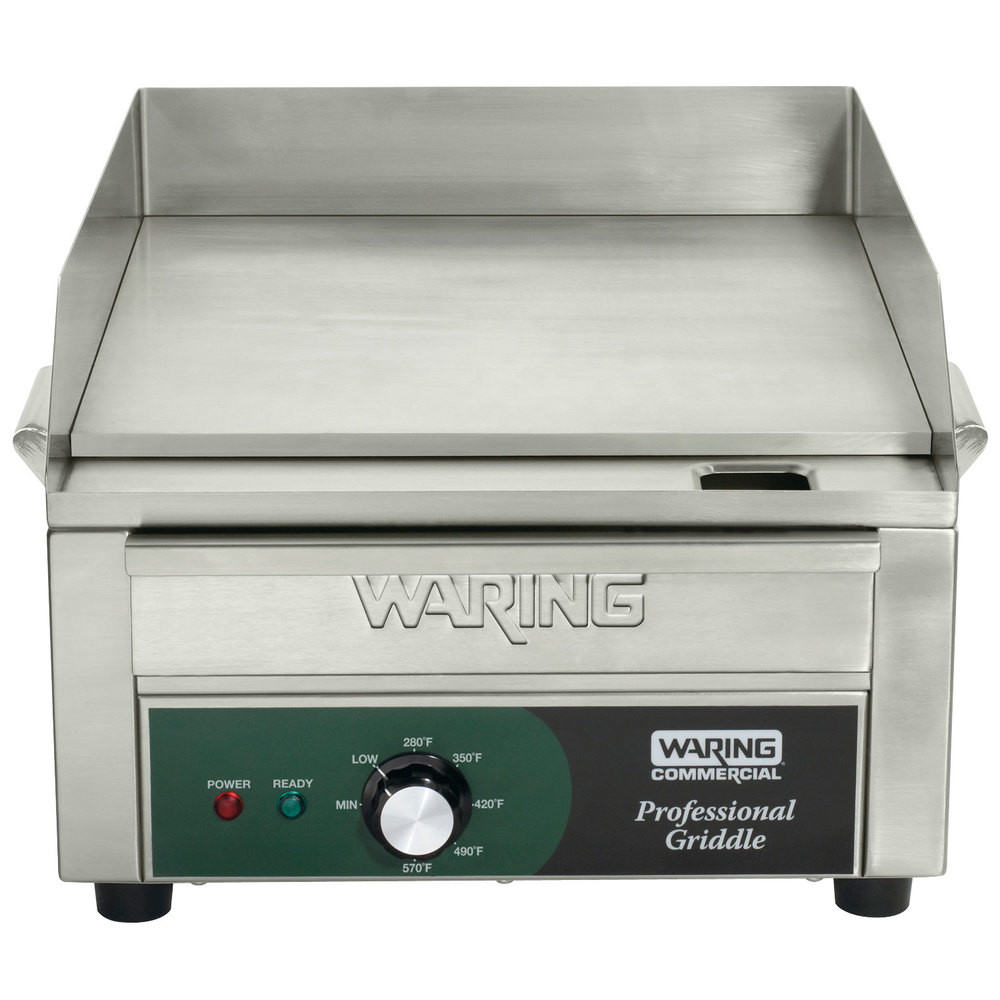 Waring WGR140 Electric Countertop Griddle 17 120V