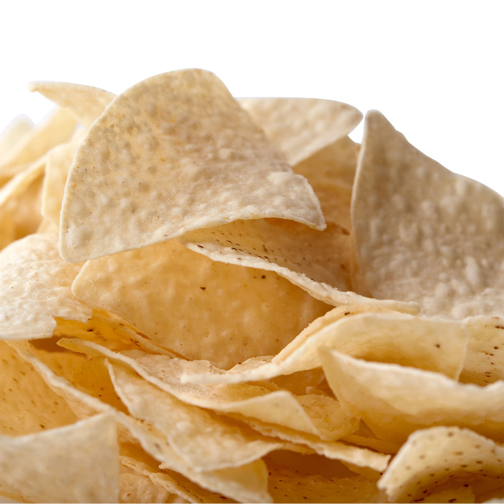 Snyders Of Hanover White Triangular Corn Chips 1 Lb Bags