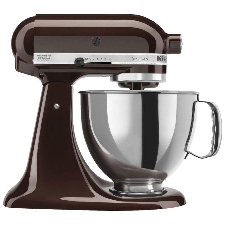 Kitchenaid Ksm150pses Espresso Artisan Series Stand Mixer