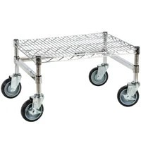mobile dunnage racks rolling dunnage