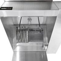 commercial exhaust hoods kitchen