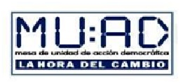 NOTA MUAD SOBRE ELECCIÓN DE NUEVO GOBIERNO ADMINISTRATIVO EN CUBA- ABRIL 19 DE 2018