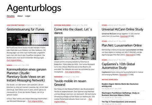agenturblogs