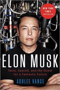 Elon Musk kniha
