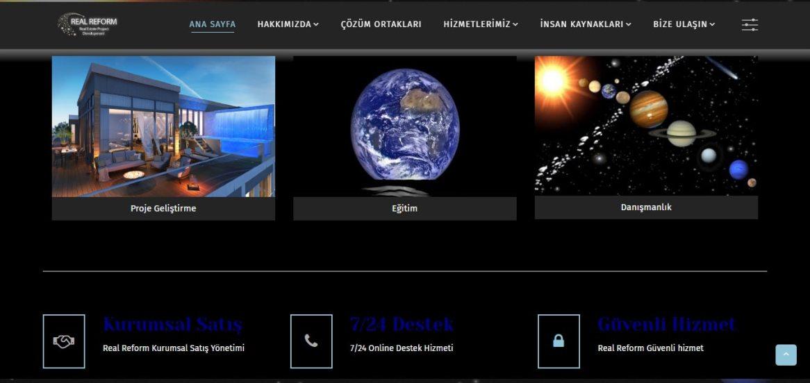 Danışmanlık Web Sitesi Kocaeli