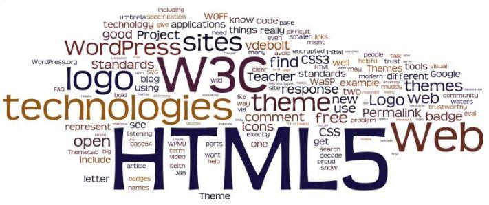web teacher wordle for 1-22-2011