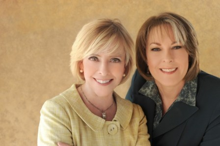 Katie Snapp and Carol Wight