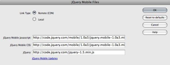 jquery mobile files dialog