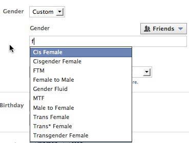 "the ""f"" options"