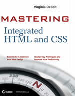 Order Mastering HTML and CSS from amazon.com