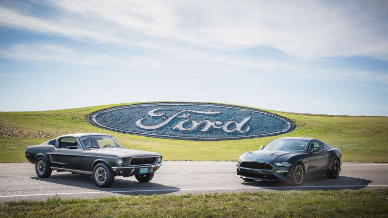 263841400310a61494166d05e5b5e563a4fefb9e - 2019 Ford Mustang Bullitt with the design dazzling