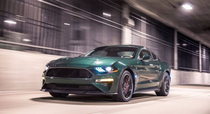 ebe28934e49a0fe24d9fb920c15516a07118514f - 2019 Ford Mustang Bullitt with the design dazzling