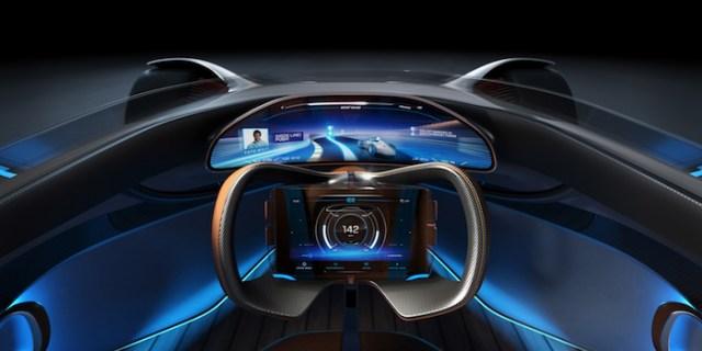adff58d1190fb0a53e59d1a1a74582d6d8ed368d - The electric Mercedes-Benz EQ Silver Arrow is retro quick