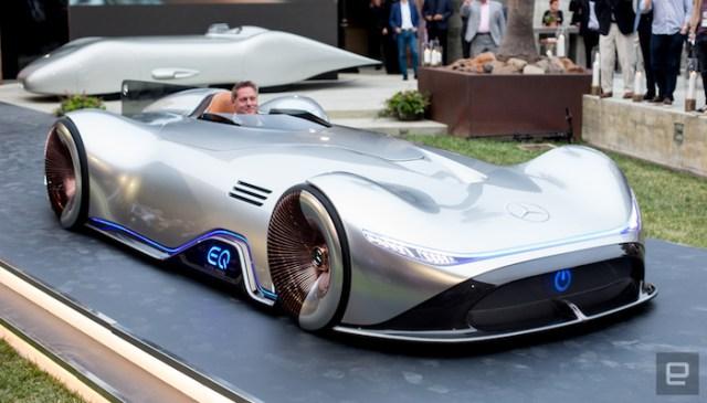 c3994238880a198a354ee8643664883123e754d6 - The electric Mercedes-Benz EQ Silver Arrow is retro quick