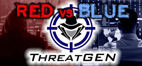 ThreatGEN: Red vs. Blue