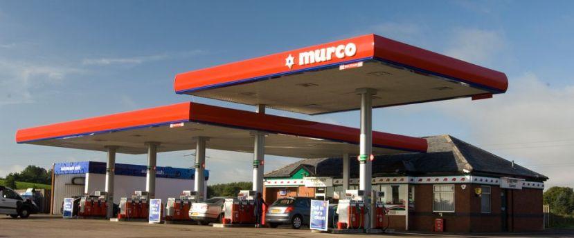 birleşik krallık benzin istasyonu