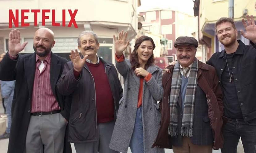 50m2 Netflix'in Yeni Türk Dizisi