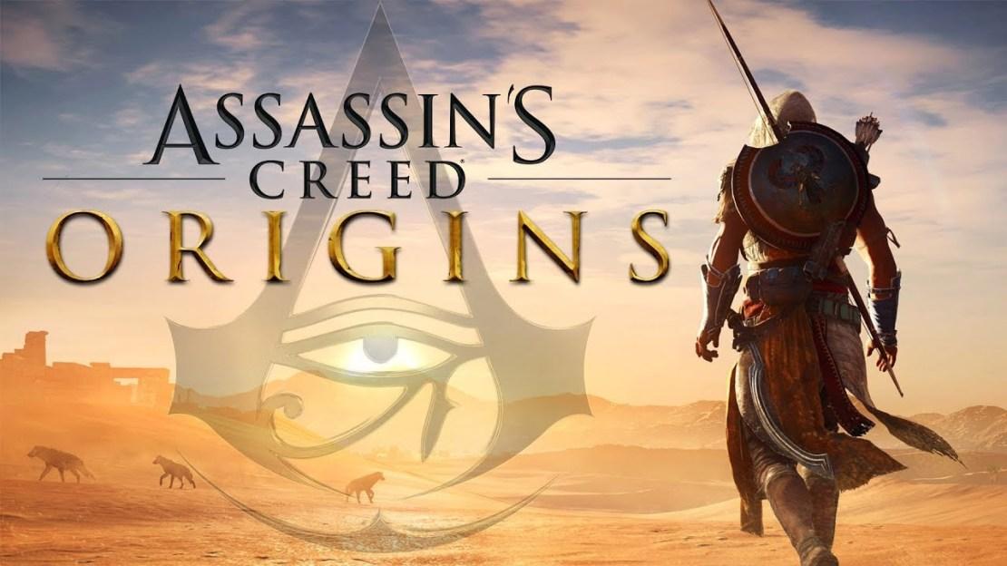 Assassin 's Creed: Origins