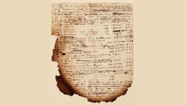 00154ef63cb2614b934f3ded5c3c66cfcc3db14f - Isaac Newton'un Kıyametle İlgilendiği Ortaya Çıktı