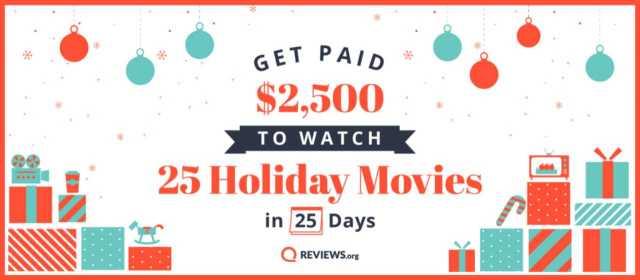 99b0cbf064a1e54a82e5d31d2137c92731ea4b64 - Bir Site, 25 Günde 25 Film İzleyene 2.500 Dolar Ödeyecek