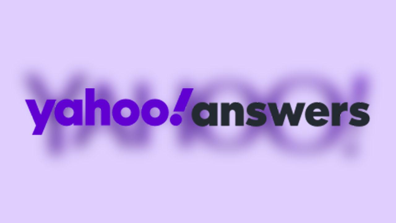 Yahoo Answers Kapanıyor