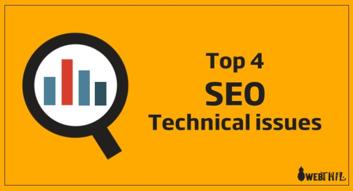 Top-4-SEO-Technical-issues