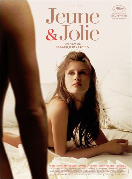 Jeune et jolie, Cannes 2013