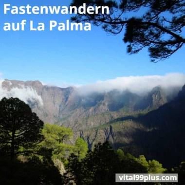 Fastenwandern auf La Palma