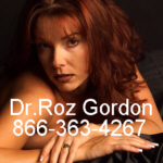 Phone sex with Dr Roz Gordon
