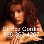 Phone sex with Dr Roz Gordon