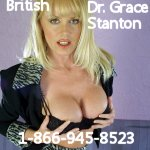 Phone Sex with Dr Grace - 866-945-8523