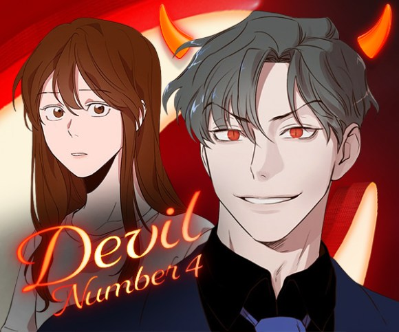 Le webtoon Diable n°4.