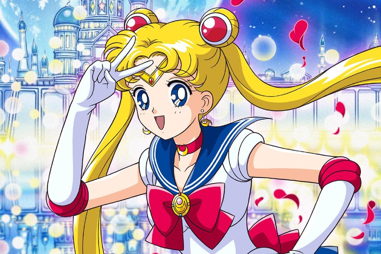 Les Magical Girls en bande avec Sailor Moon !
