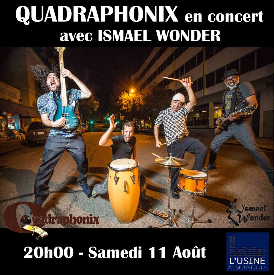 quadraphonix