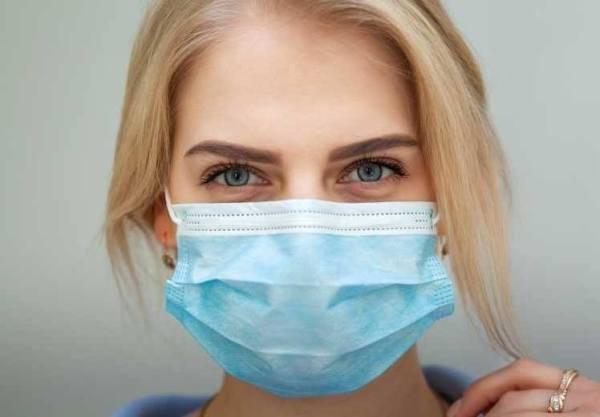 masque-papier-bleu