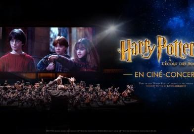 harry potter en ciné concert
